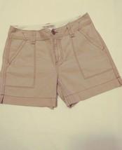 Ralph Lauren Polo Jeans Co Women's Size 4 Khaki Shorts - $14.95
