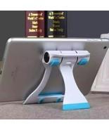 Universal Tablet PC Holder Foldable Adjustable Angle Desk Phone Holder F... - $10.99