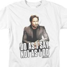 Californication comedy-drama tv series David Duchovny graphic t-shirt SHO309 image 2