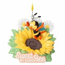 Disney World Epcot Flower & Garden Festival Spike the Bee Ornament, NEW - $28.00