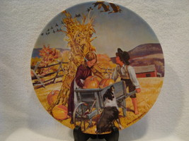 """Knowles China Americana Holidays Collection """" Thanksgiving"""" Collector Pl... - $25.00"""