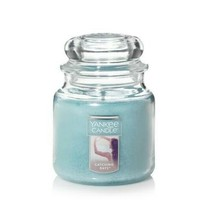 Yankee Candle Catching Rays scented Medium Classic Jar Candles 14.5 oz w... - $9.89
