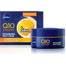 Nivea Q10 + C Night Cream 50 ml - $37.60