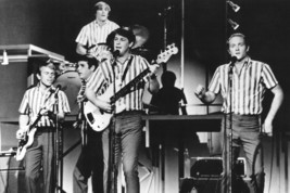 The Beach Boys 18x24 Posterstriped shirts in concert - $23.99