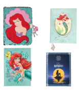 Disney Store Journal Ariel The Little Mermaid Diary 30th Anniversary New - $39.95+