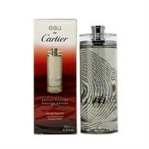 Cartier Eau De Cartier Prestige Edition Eau De Toilette Natural Spray 200ML Nib - $98.51