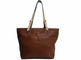 Michael Kors Pebbled Leather Bedford Tote Tan - $136.75
