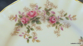 """Lavender Rose 8.25"""" Salad Plate 1961 Mark Made in England by Royal Albert - $36.58"""