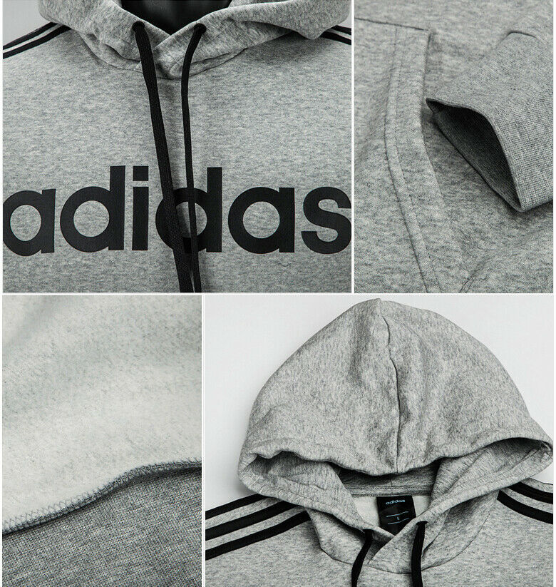 considerado traición padre  Adidas Essential 3-Stripes Pullover Hoodie and 50 similar items