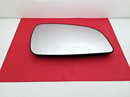 Fits 08-12  Malibu 07-09  Aura Right Pass Mirror Glass w/ Rear Holder - $27.67