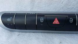 08-13 Smart ForTwo Hazard Heated Seat Lock Switch Panel 4518205210 image 4