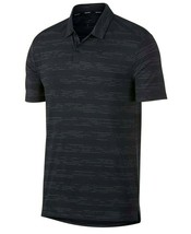 d23136aae Mens Nike Dry Heather Stripe DRI-FIT Golf Polo Shirt - XL - NWT -