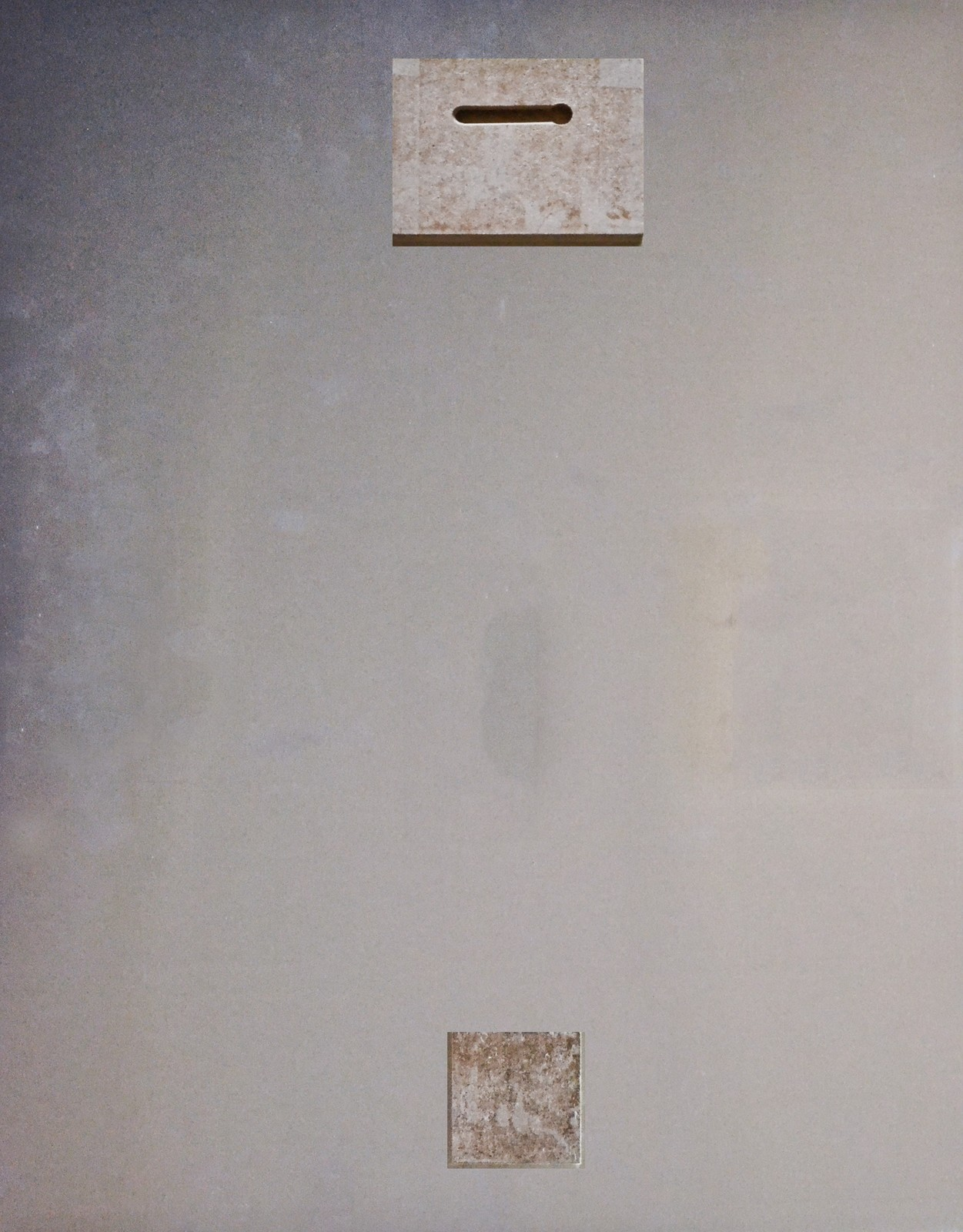 "Abstract Metal Print Wall Decor ""Stark's Man of War"""