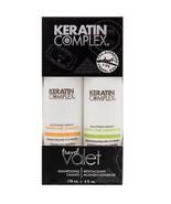 NEW Keratin Complex Care Travel Valets Shampoo & Conditioner 178ML - $1.861,16 MXN