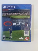 New The Golf Club 2019 Featuring PGA TOUR for PlayStation 4 - $21.09