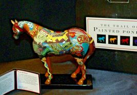 The Trail Of Painted Ponies #1460 Route 66 Westland Giftware AA-192000 Collecti image 6