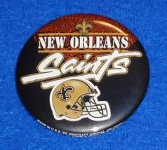 NEW ORLEANS SAINTS PIN COLLECTIBLE NFL TEAM FLEUR DE LIS HELMET - BREES ... - $5.99