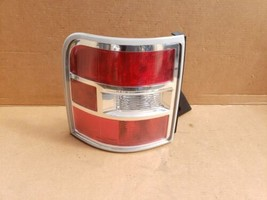 09-11 Ford Flex Taillight Lamp Driver Left LH (NON-LED) image 1