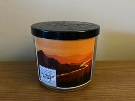 Brand New! Bath & Body Works The Perfect Autumn 3 Wick Candle - $20.79