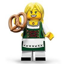 Nouveau Lego mini figurines série 11 71002 - BRETZEL fille - $14.40