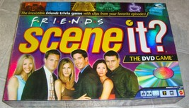 Scene It? Friends DVD Game Mattel 2005 - Complete - $32.00