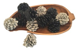 Painted Pinecones, wedding decor, home decor, crafts - $6.00