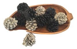 Painted Pinecones, wedding decor, home decor, crafts - $8.00
