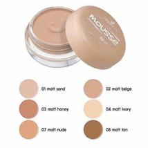 BIG SALE Essence Soft Touch Mousse Foundation Make Up Smooth Matte Finis... - $6.90