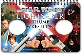 Star Wars Lightsaber Thumb Wrestling: (Lightsaber Book Games for Kids, Star Wars image 2