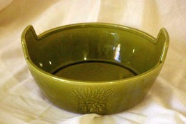 "Franciscan  Wheat Winter Green Round Vegetable Bowl 9"" - $20.78"