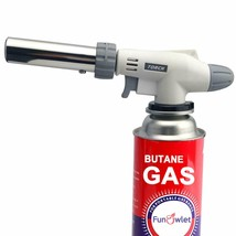 Butane Torch Kitchen Blow Lighter - Culinary Torches Chef Cooking Profes... - $17.77