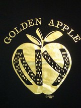 Vintage   Golden Big Apple Tourist 1989 80's Downtown 50/50 T Shirt L - $32.86