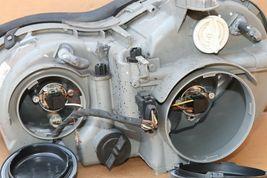 05-07 Mercedes W203 C55 Halogen Headlight Head Light Lamp Passenger Right RH image 9
