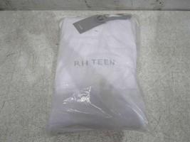 Restoration Hardware 601615 Vintage-Washed Cotton Duvet Cover, Full/Queen, Grey - $103.94
