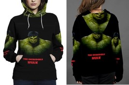 hulk the best poster Hoodie Women's - $44.99+