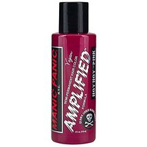 Manic Panic Hot Pink Amplified Vegan Hair Dye Color Squeeze Bottle, 4 oz - $13.37