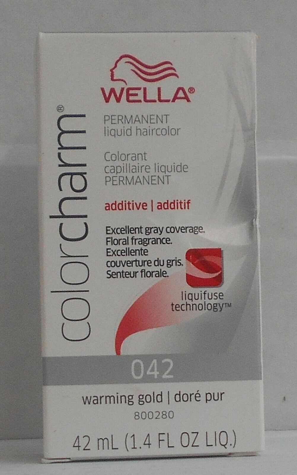 Primary image for   New WELLA COLOR CHARM Professional Permanent Liquid Hair Color ~ 2 oz/ 42 ml!!