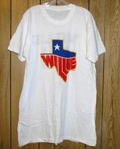 Willie Nelson Concert Tour T Shirt Vintage 1984 - $264.99