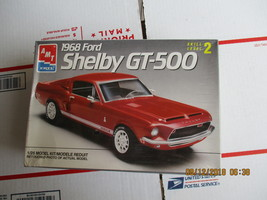 AMT 1968 Ford Shelby GT500 1/25 scale  - $26.99