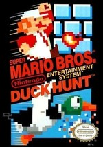 Super Mario Bros. / Duck Hunt Nintendo NES Video Game Cartridge - $8.95