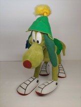 """Marvin Martian's Dog K-9 bendable Plush Applause New 12"""" - $14.85"""