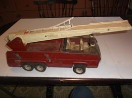 Vintage Tonka Fire Engine Ladder Truck Steel - $15.00