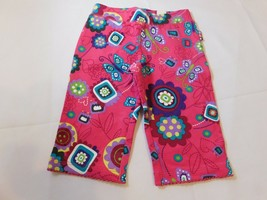 The Children's Place Toddler Girl's Youth Pants Bottoms Size 6-9 Months Flowers - $25.06