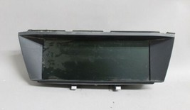 09 10 11 12 BMW 750I NAVIGATION INFO DISPLAY SCREEN BM9203047017 OEM - $74.61