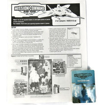 Mission Command Air Game Replacement Instructions and Sealed Navigation ... - $9.99