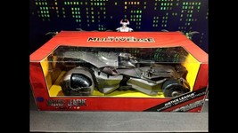 "DC Comics Multiverse exclusive DELUXE Justice League Batmobile For 6"" fi... - $163.34"