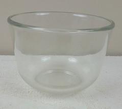Parts Oster Regency 10 Speed Kitchen Center Glass Bowl - $14.80