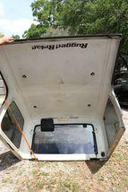 **NO SHIPPING** 86-95 Jeep Wrangler YJ Removable HardTop W/ Free L&R Half Doors image 6