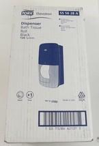 Tork Elevation Bath Tissue Roll Dispenser Black T26 System 55 56 28 A  - $12.99