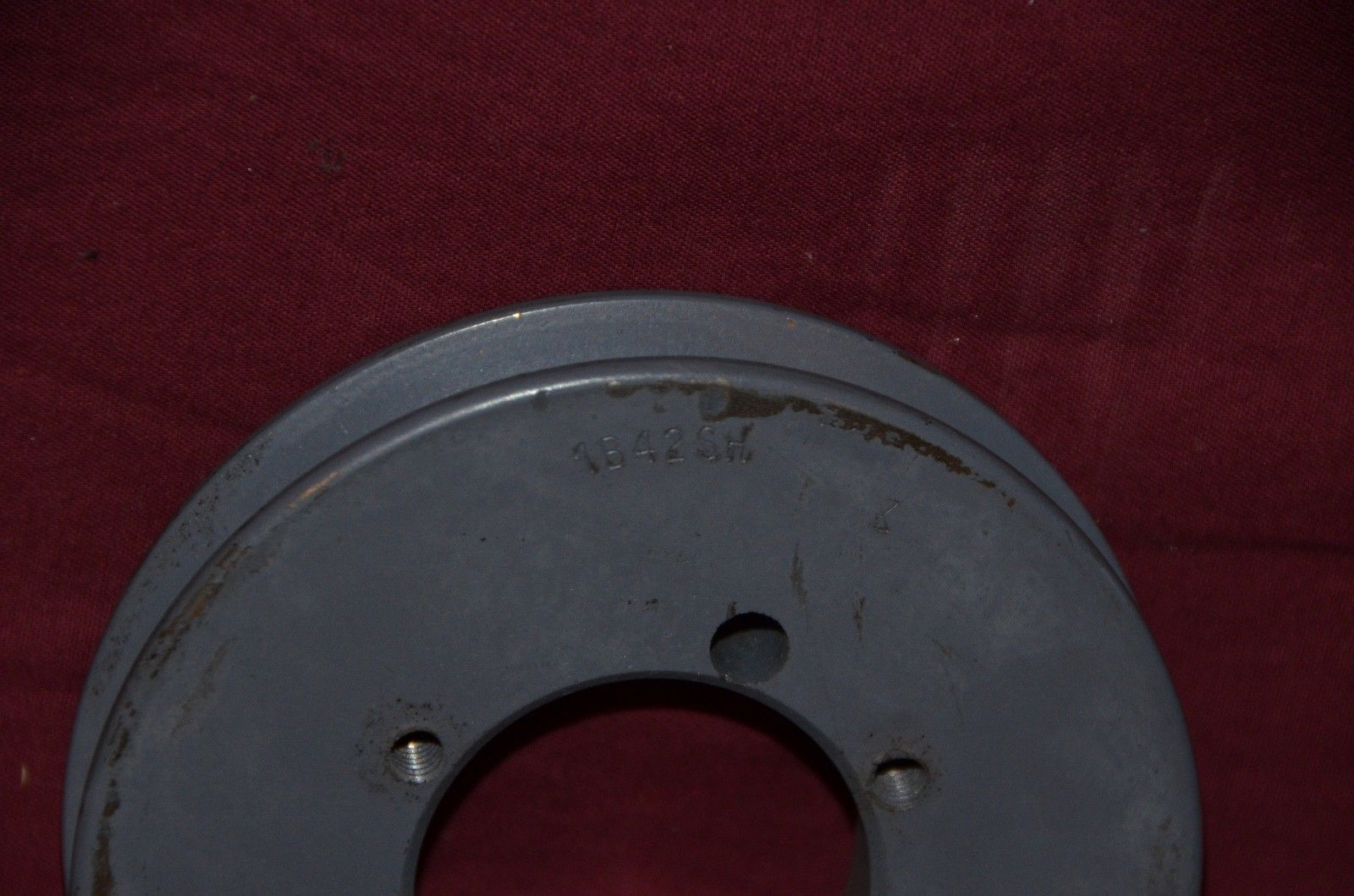 Browning 1b42sh Fixed Pitch Sheave 455 Sh And 37 Similar Items Timing Belt Pulley Bushing Required Used With A B Belts